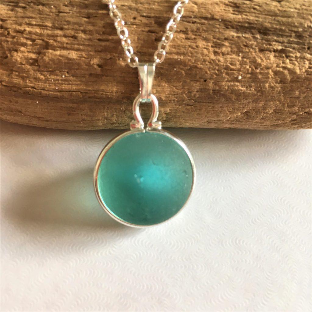 Sea Glass Marbles Salka Jewellery